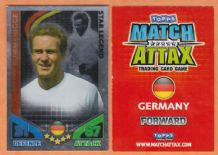 Germany Karl-Heinz Rummenigge Bayern Legend Star Legend